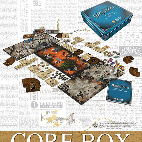 Harry Potter Miniatures Adventure Game - Core Box 2nd edition (ENG)