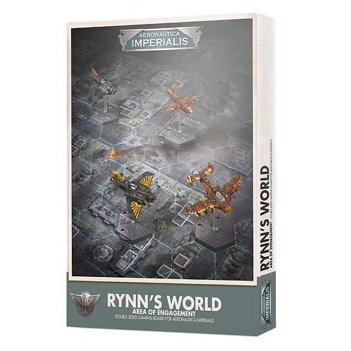 Aeronautica Imperialis: Rynn's World Area of Engagement