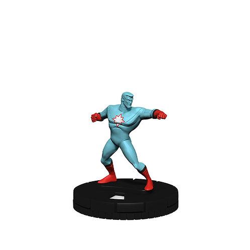 Captain Atom 032 uncommon - Justice League Unlimited