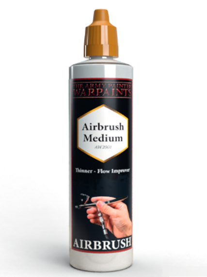 Airbrush Medium - Thinner / Flow Improver - The Army Painter