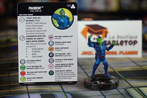 033 Paibok - Fantastic Four Future Foundation