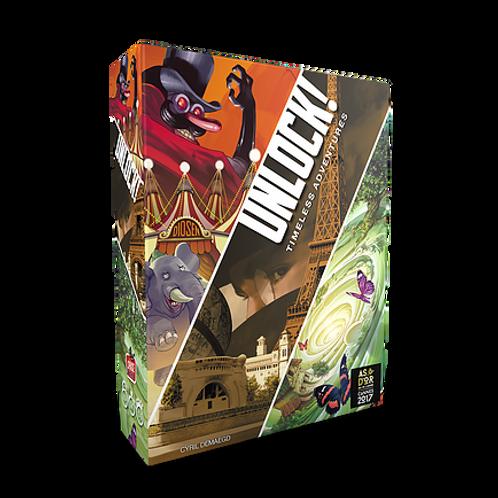Unlock : Timeless Adventures (FR & ENG)