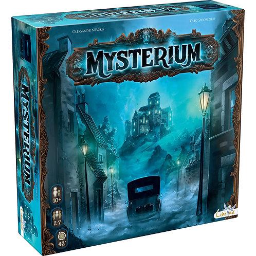 Mysterium (bilingue)