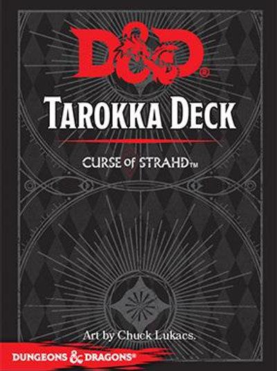 Tarokka Deck- Curse of Strahd (ENG)