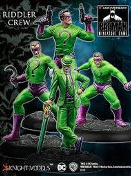 Riddler Crew - Batman Miniature Game
