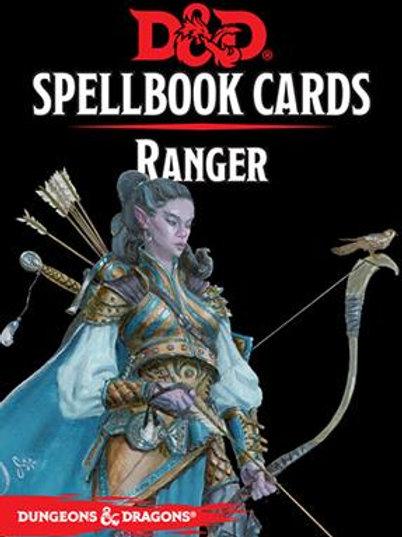 Spellbook Cards - Ranger (ENG)