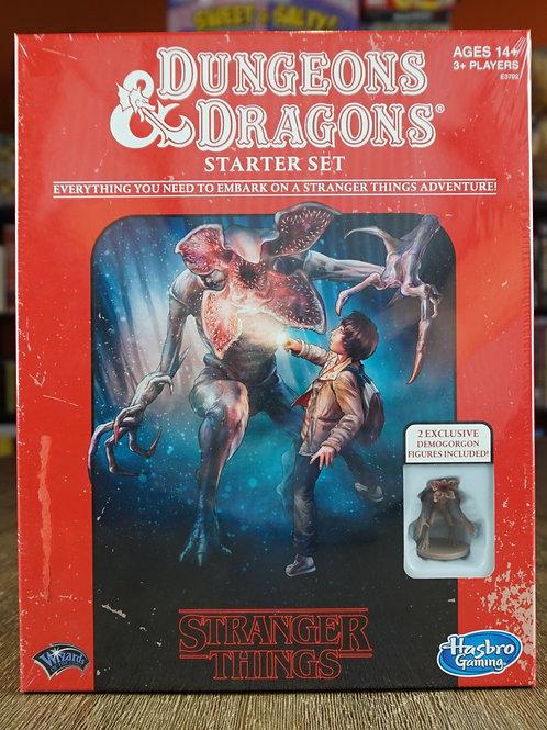 D&D Starter Set - Stranger Things Edition