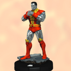 Colossus 013 Heroclix - X-Men: Rise and Fall