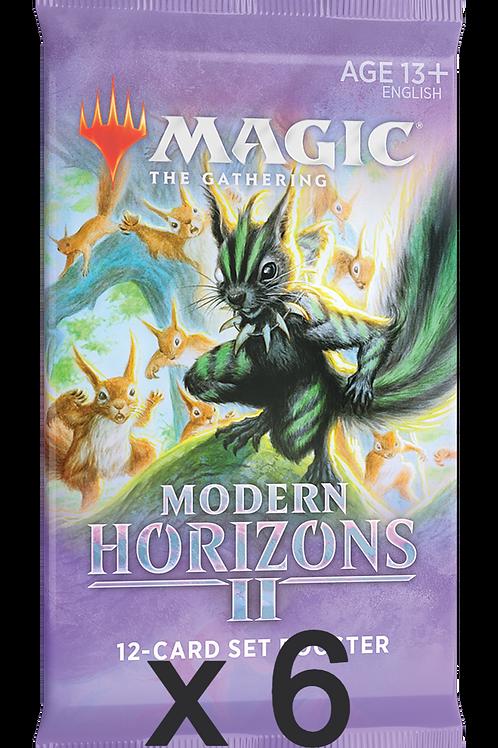 Modern Horizons 2 - 6 x Set Booster