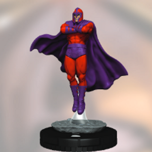Magneto 027 Heroclix - X-Men: Rise and Fall