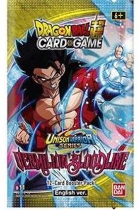Vermilion Bloodline booster (B11) Dragon Ball Super DBS