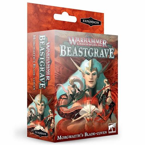 Morgwaeth's Blade-Coven - Warhammer Underworlds, Beastrgrave