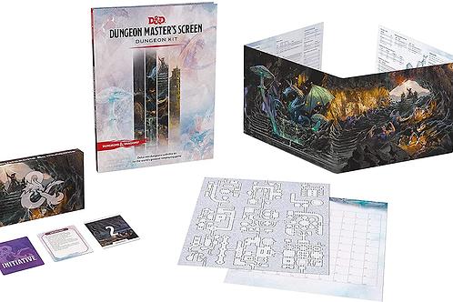 D&D Dungeon Master's Screen - Dungeon Kit