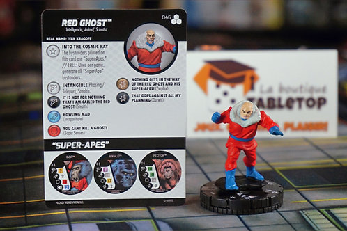 046 Red Ghost - Fantastic Four Future Foundation
