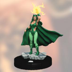 Polaris 026 Heroclix - X-Men: Rise and Fall