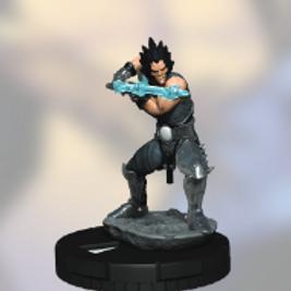 Korvus Rook'Shir 056 Heroclix - X-Men: Rise and Fall