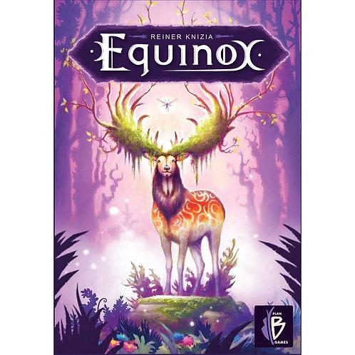 Equinox (bilingue)