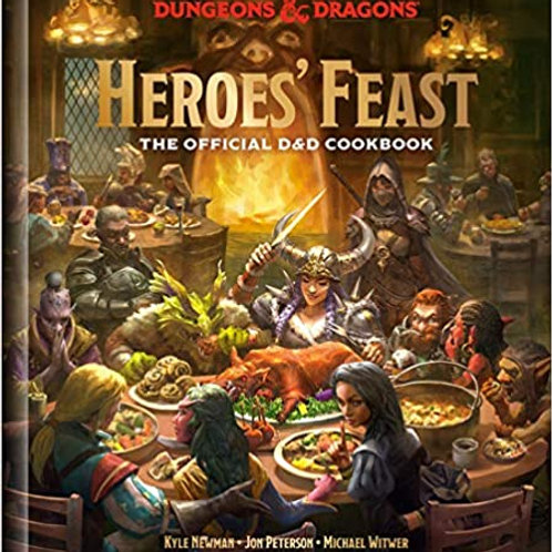 Heroes' Feast - The Official D&D Cookbook