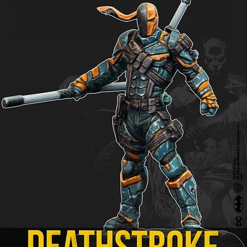 Deathstroke (ENG) - Batman Miniature Game + DC Multiverse