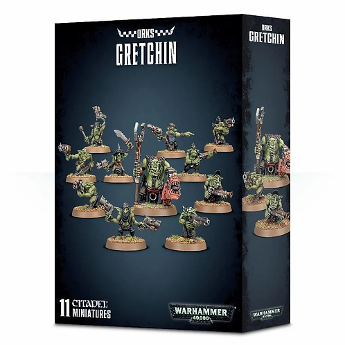 Gretchin - Orks - Warhammer 40,000