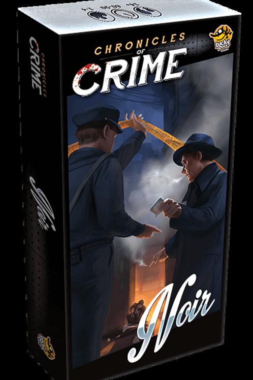 Noir (FR) - Chronicles of Crime