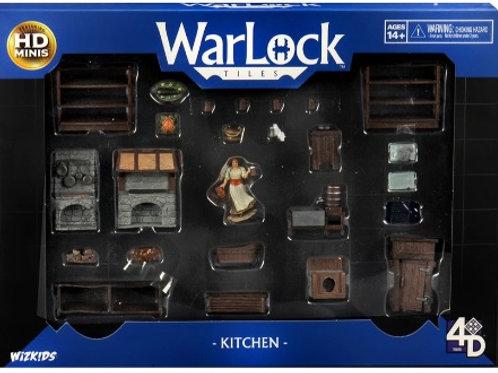 Kitchen - Warlock Dungeon Tiles