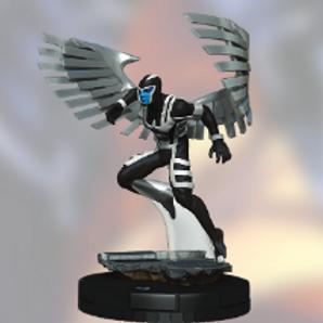 Angel 058 Heroclix - X-Men: Rise and Fall