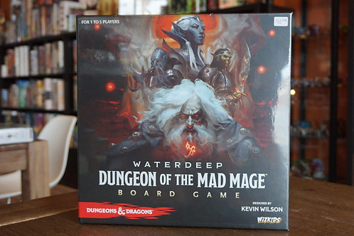 Dungeon of the Mad Mage Board Game - Standard Edition