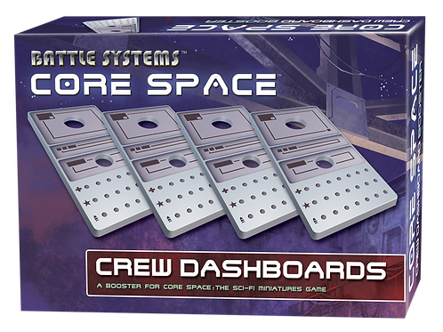 Core Space Dashboard Booster - Battle Systems