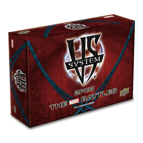 VS System 2PCG - The Marvel Battles Core Set