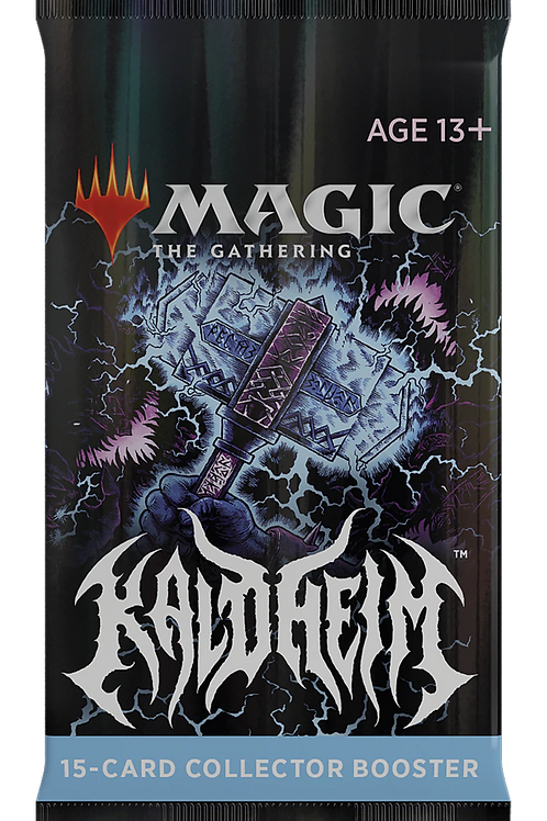 Kaldheim - Collector Booster - Magic: The Gathering