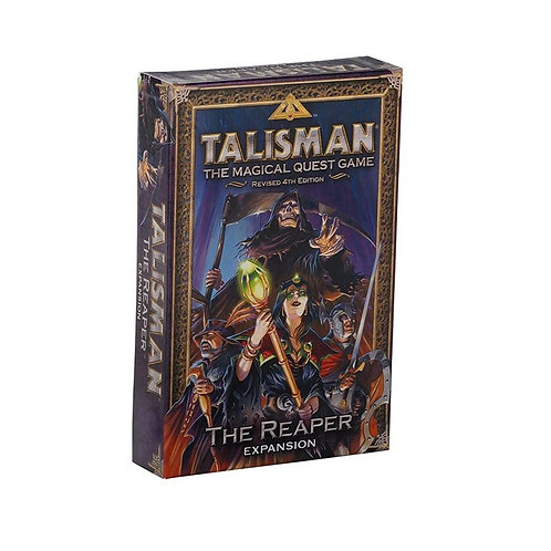 Tasliman: The Reaper