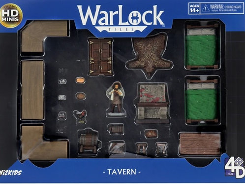 Tavern - Warlock Dungeon Tiles