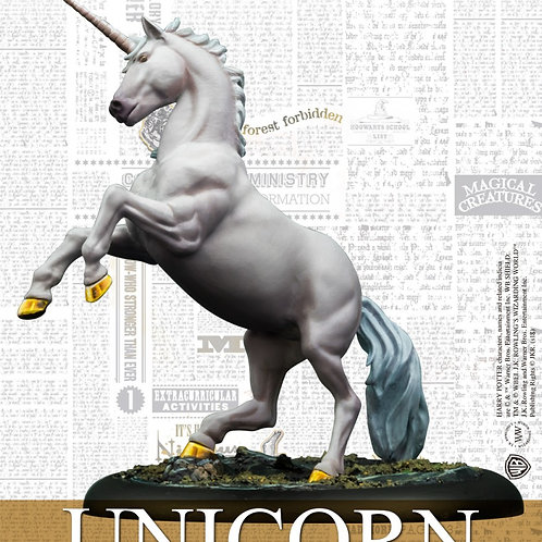 Unicorn Adventure Pack (ENG) - Harry Potter Miniatures Adventure Gam