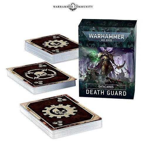 Death Guard Datacards (FR & ENG)