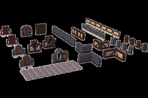 Warlock Dungeon Tiles: Expansion Box