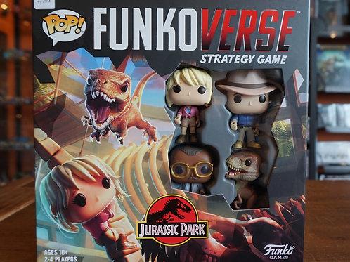 Funkoverse - Jurassic Park 100