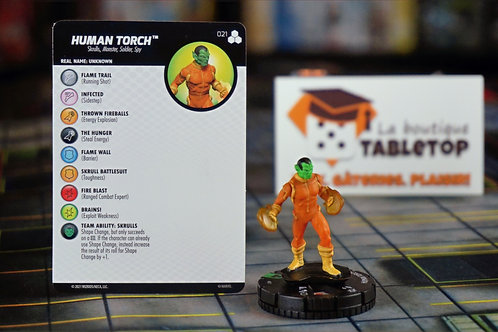 021 Human Torch - Fantastic Four Future Foundation