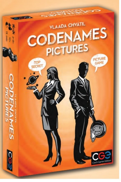 Codenames - Pictures (ENG)
