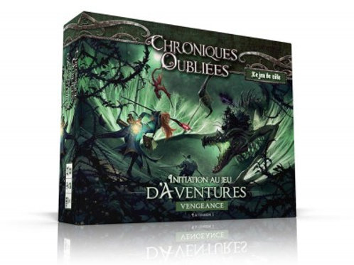 Chroniques Oubliées Fantasy - Vengeance - Extension #1
