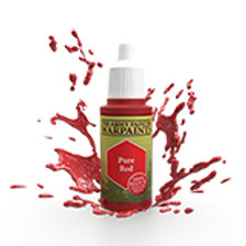 Pure Red - Acrylic Warpaints - The Army Painter