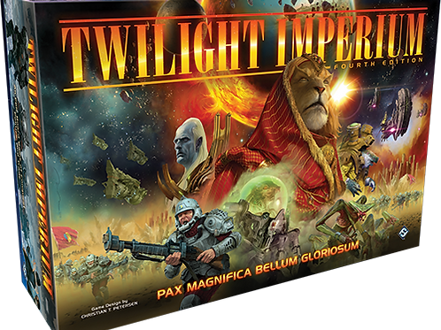 Twilight Imperium 4th Edition (ENG)