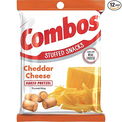 Combos au fromage cheddar