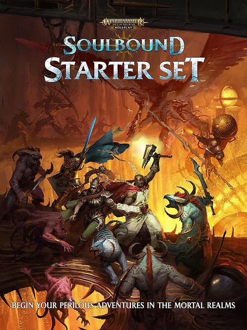 Starter Set - Warhammer Age of Sigmar Soulbound RPG