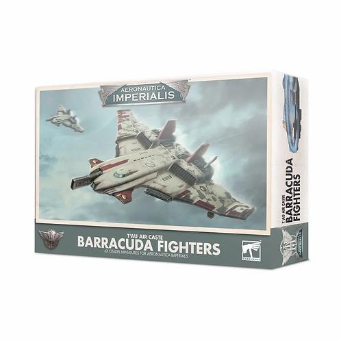Barracuda Fighters - T'au Air Caste - Aeronautica Imperi