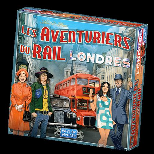 Les Aventuriers du Rail Express - Londres