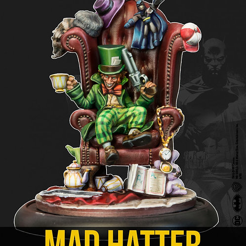 Mad Hatter (ENG) - Batman Miniature Game
