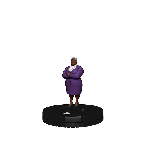 Amanda Waller 040 rare - Justice League Unlimited
