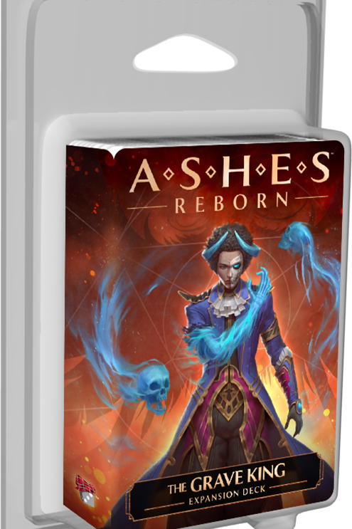 The Grave King - Ashes Reborn: Rise of the Phoenixborn Expansion