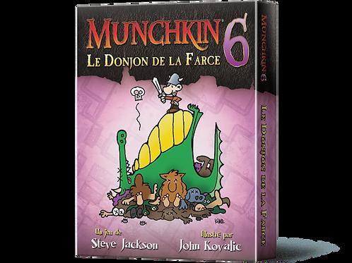Munchkin 6 - Le donjon de la farce (FR)